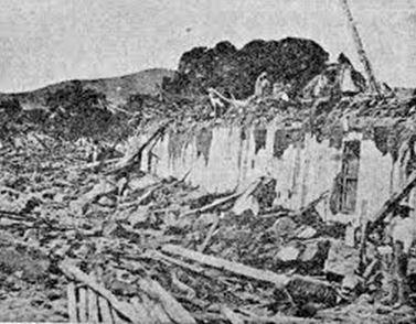 el terremoto de oxapampa