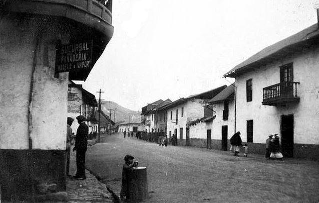 Calle Lima - Cerro Antiguo